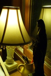 2012 July Mary light