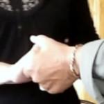 hands closeup